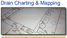 drain charting and mapping surveys